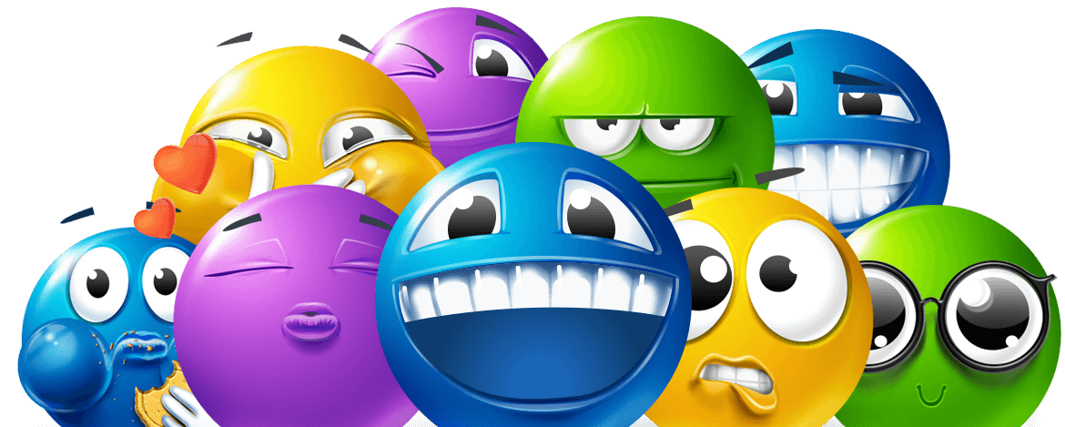 royalty free emoji & smileys
